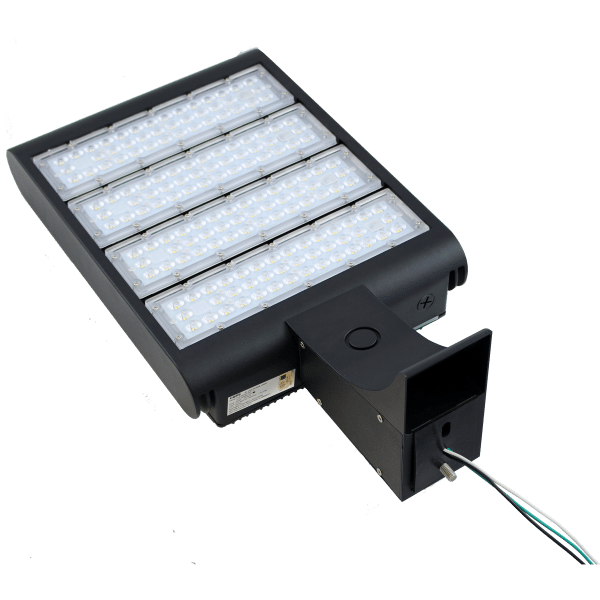 300W Flood Light with Mounting Arm