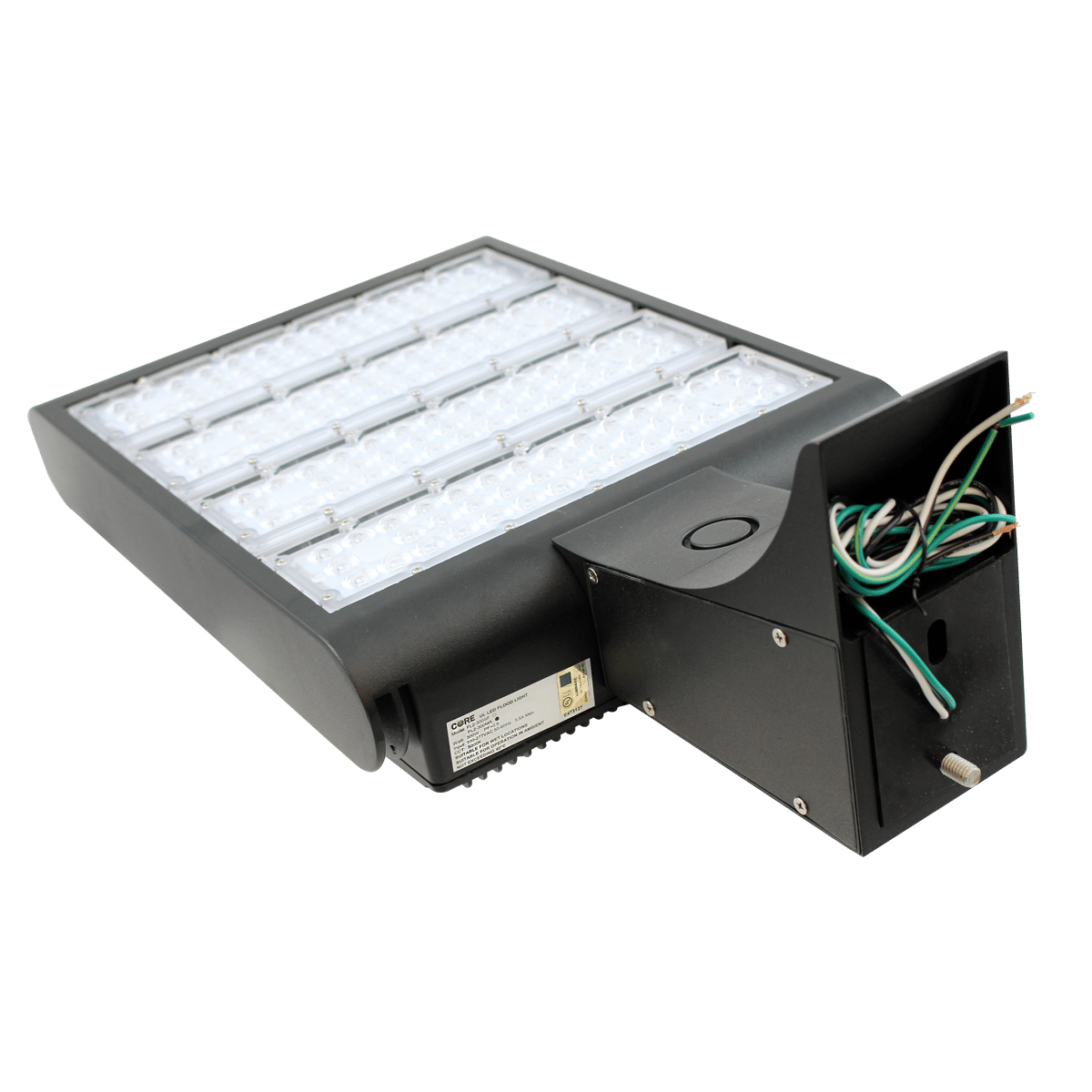 Led Flood Light 300w W Mounting Arm 277 480v