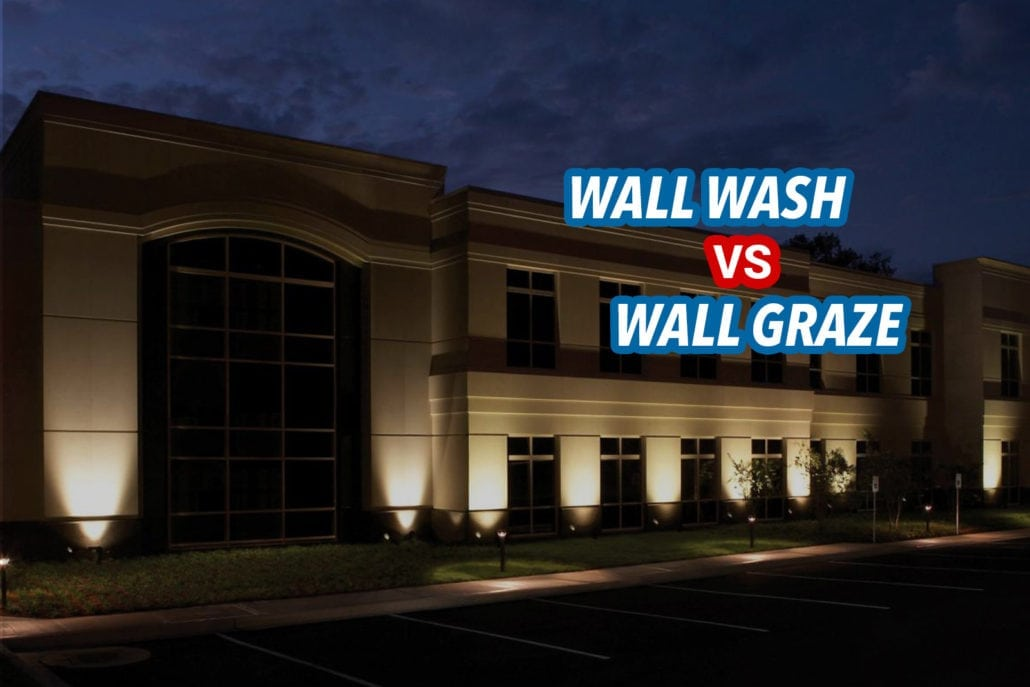 Wall Washing Or Grazing What S The Difference Premise Led Lighting Manufacturer Canada Usa