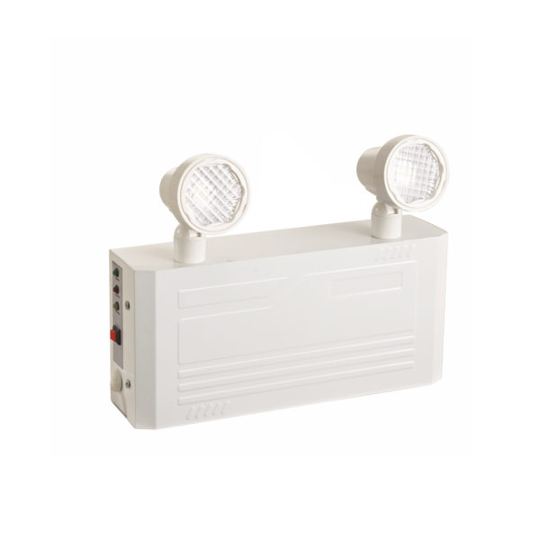 Curved Contour LED Emergency Lighting Unit
