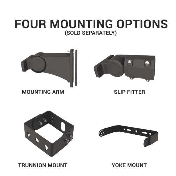 FL4-Series Mounting Options