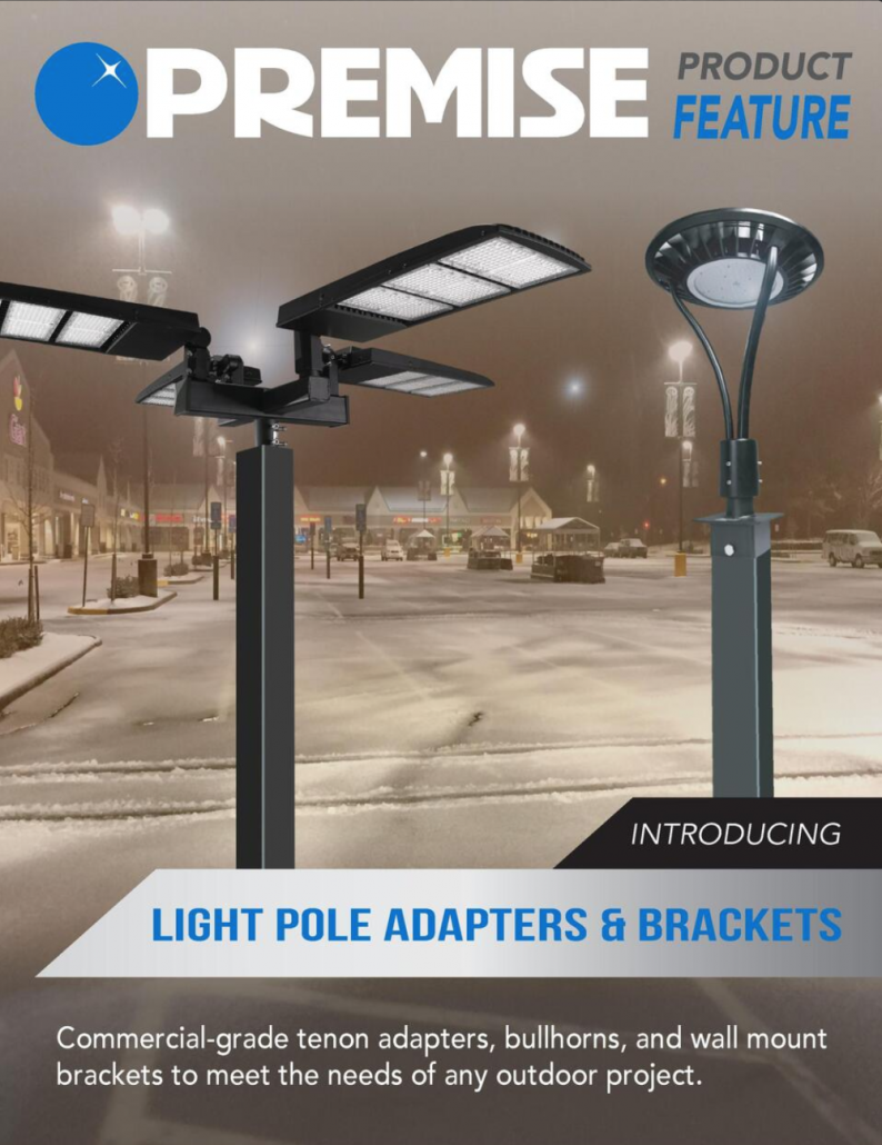 Pole Adapters and Brackets Flyer