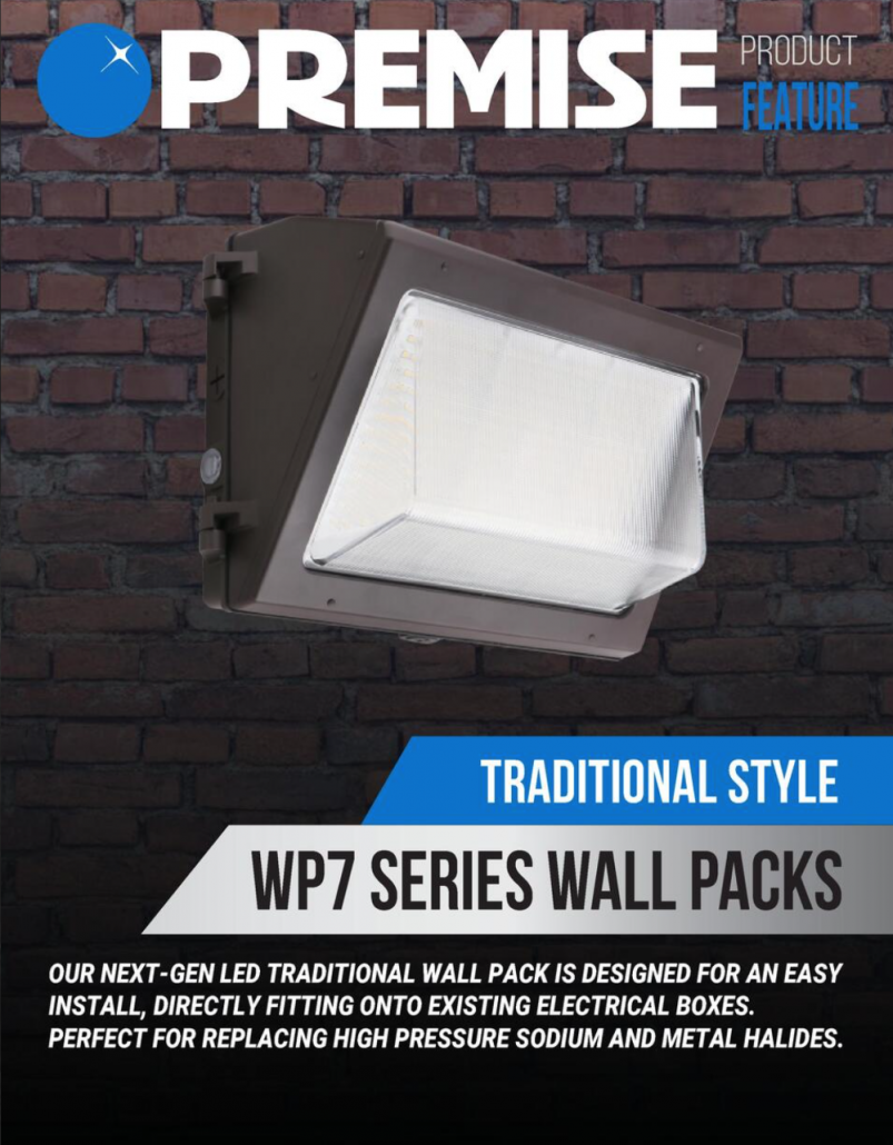 WP7 Traditional Wall Pack Flyer